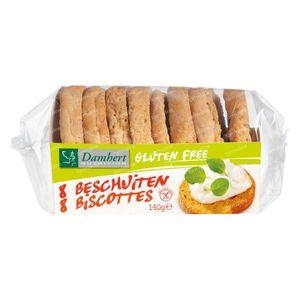 Damhert Biscottes sans Gluten 125 g