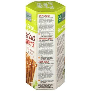 Damhert Gluten Free Bâtonnets Salés Lactose Free 95 g