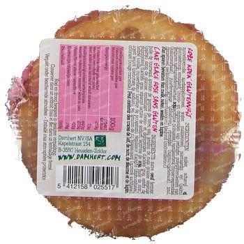 Damhert Cake Rose Sans Gluten 50 g