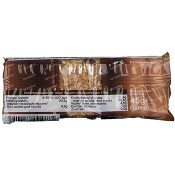 Damhert Traditionele Sesambar Chocolade 45 g