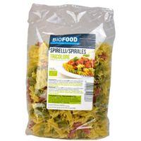 Biofood Spirelli Tricolore Bio 500 g