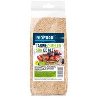 Biofood Tarwezemelen Bio 200 g