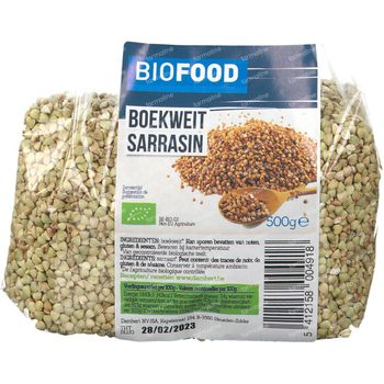 Biofood Boekweit Bio 500 g