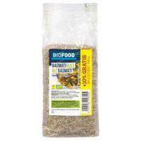 Biofood Riz Basmati Complet Bio 1000 g