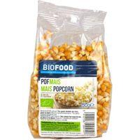 Biofood Maïs Popcorn Bio 250 g