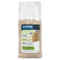 Biofood Brown Rice Long Bio 1000 g