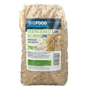 Biofood Riz Brun Long Bio 1000 g