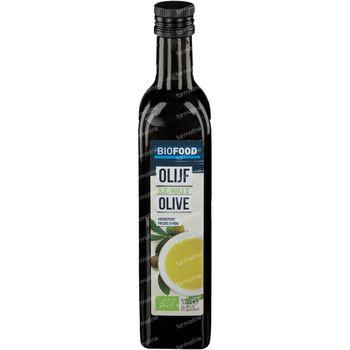 Biofood Huile d'Olive Bio 500 ml
