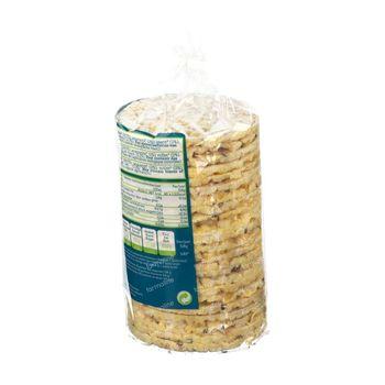 Biofood Galettes Fines de Maïs aux Graines de Lin Bio 150 g