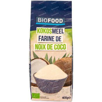 Biofood Farine de noix de coco BIO 400 g