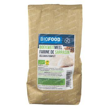 Biofood Boekweitmeel Volkoren Bio 500 g