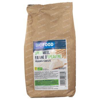 Biofood Speltmeel Bio 500 g
