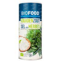 Biofood Kruidenzout Bio 200 g