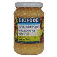 Biofood Compote de Pommes Bio 350 g