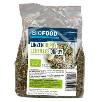 Biofood Linzen Dupuy Bio 500 g