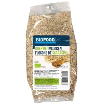 Biofood Boekweitvlokken Bio 500 g
