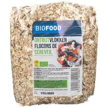 Biofood Ontbijtvlokken Bio 500 g