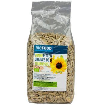 Biofood Zonnebloempitten Bio 300 g