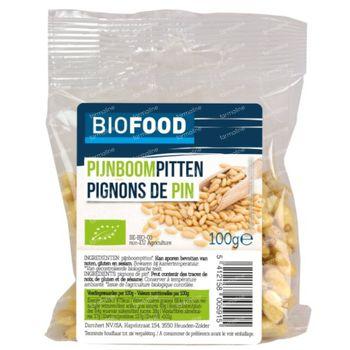 Biofood Pijnboompitten Bio 100 g