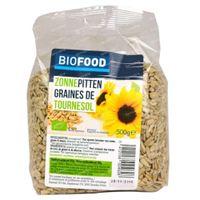 Biofood Zonnebloempitten BIO 500 g
