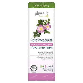 Physalis Rosa Mosqueta Plantaardige Olie Bio 50 ml
