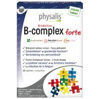 Physalis B-Complex Forte 30  tabletten