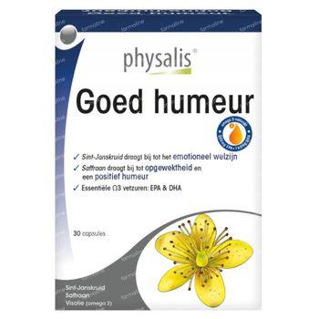Physalis Goed Humeur Nieuwe Formule 30 capsules