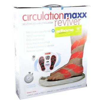 Advys Circulation Maxx Reviver Stimulateur Muscles 1 pièce