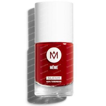 MÊME Silicium Nagellak 02 Rouge 10 ml