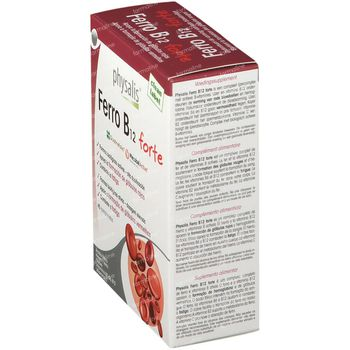 Physalis Ferro B12 Forte 45 comprimés