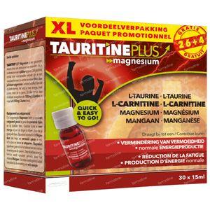 Tauritine Plus Magnesium 30x15 ml ampoules