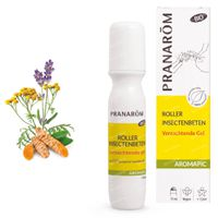 Pranarôm Aromapic Verzachtende Roller Insectenbeten Bio 15 ml