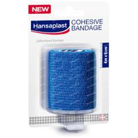 Hansaplast Zelfhechtend Bandage 4m x 6cm 1 stuk