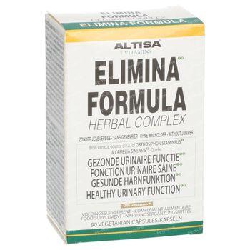 Altisa Elimina Formula 90 capsules