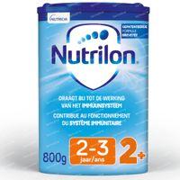 Nutrilon 2+ Lait de Croissance Poudre Nouveau Modèle (à partir de 2 Ans) 800 g