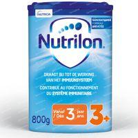 Nutrilon 3+ Lait de Croissance Poudre Nouveau Modèle (à partir de 3 Ans) 800 g