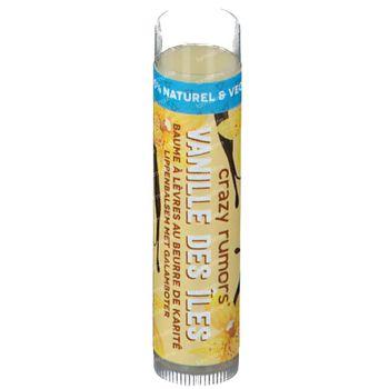 Crazy Rumors Lippenbalsem Vanille 4,4 g