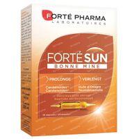 Forté Pharma Fortésun Bonne Mine 20  ampoules