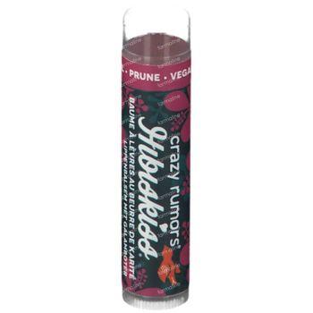 Crazy Rumors Lippenbalsem Hibiskiss Prune 4,4 g