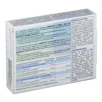 Arkorelax Slaap Forte 8u 30 tabletten