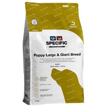 Specific Puppy Large & Giant Breed CDP-XL Chien 12 kg