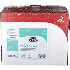 Specific CRD-2 Weight Control 3x1,6 kg