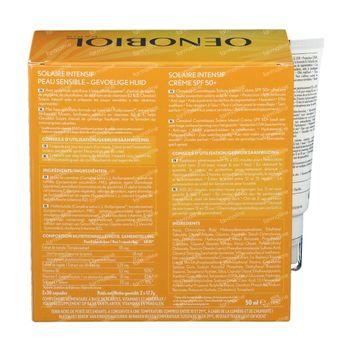 Oenobiol Solaire Intensif Nutri & Protection - Celbescherming van Binnenuit Gift Set 1 stuk