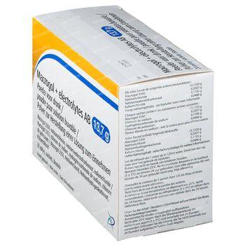 Macrogol+ Electrolytes AB 13,7g 20 zakjes