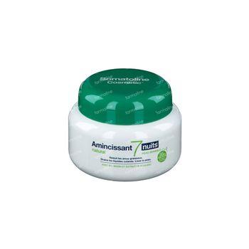 Somatoline Cosmetic 7 Nuits Natural Peau Sensible Prix Réduit 400 ml