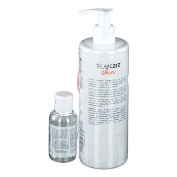 Febelcare Skincare Bodylotion + Solution Micellaire OFFERTE 50ml 400+50 ml