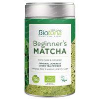 Biotona Beginner's Matcha Bio 80 g