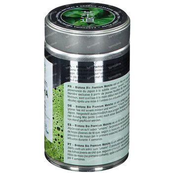 Biotona Premium Matcha Bio 80 g
