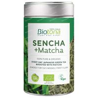 Biotona Sencha + Matcha Bio 70 g