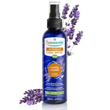 Puressentiel Hydrolat Lavendelwater Bio 200 ml
